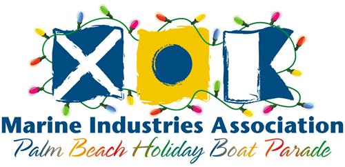 Marine Industries Association Palm Beach Holiday Boat Parade