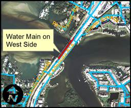 Alt A1A_Damon Bridge Water Transmission Main Replacement and Force Main Installation (W1611A)