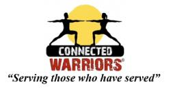 Connected Warriors Logo
