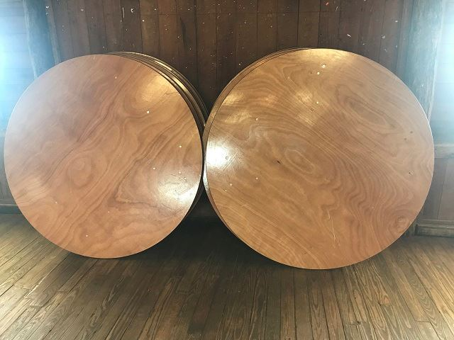 5ft Round Banquet Tables