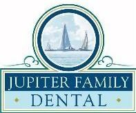 Jupiter Family Dental Logo Opens in new window