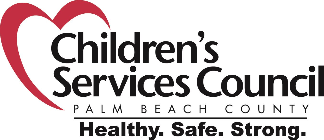 Children's Services Council of Palm Beach County Logo Opens in new window