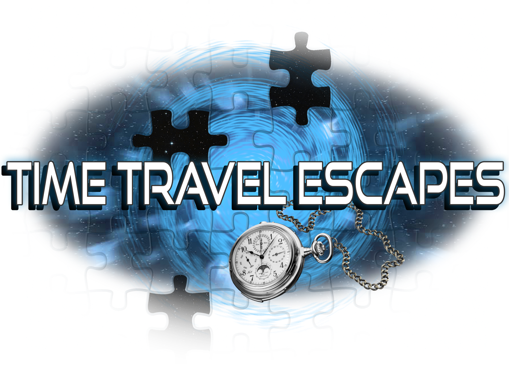 Time Travel Escape Room Logo Opens in new window