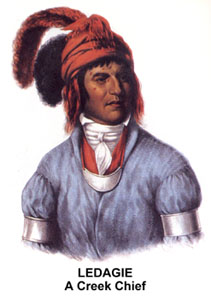 A Creek Chief
