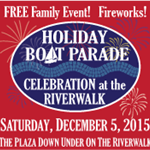 Holiday Boat Parade 2015