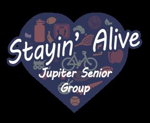 Stayin Alive Logo