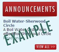 Boil Alert Example