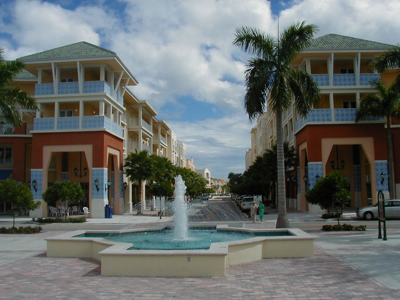 Picture of Abacoa Town Center