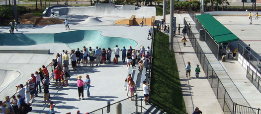 Florida Skateparks Map.Skate Park Jupiter Fl Official Website