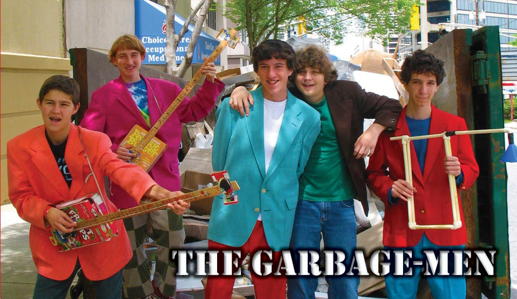 The Garbage Men